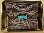 Fall Collection 2017 Perky Pre-Tied Bow Tie Gift Set