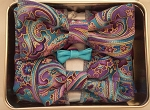 Father and Son Bow Tie Gift Set