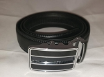 Holeless Belt- Black-up to 44