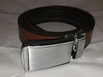 Holeless Belt- Brown-up to 44