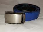 Holeless Belt- Royal Blue-up to 50